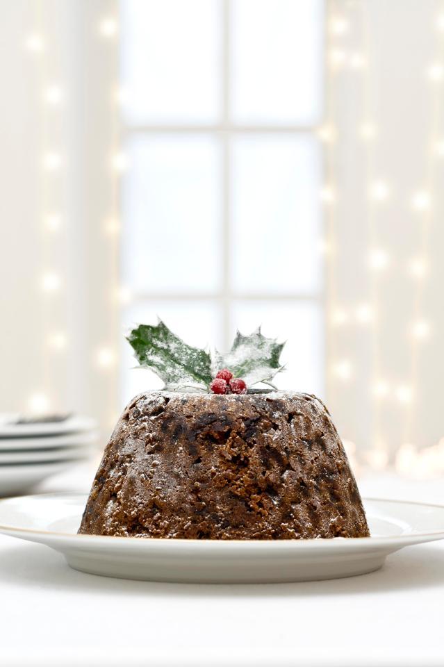 How do you like your Christmas pudding? File photo