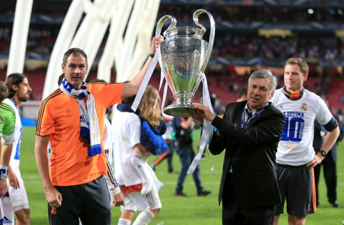 Ancelotti and Clement won the Champions League at Real Madrid