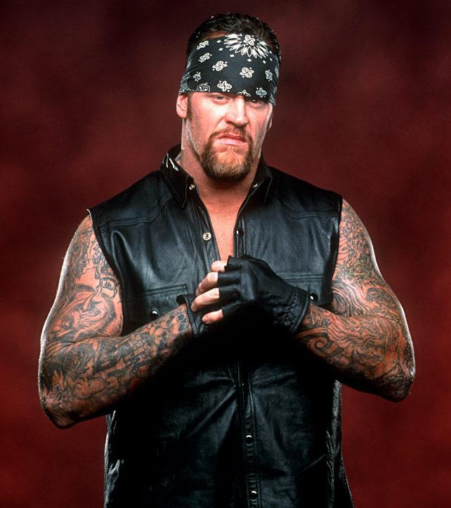 Jameson Claims In Her Book That She Became Friends With Undertaker When She Worked In An Wwe