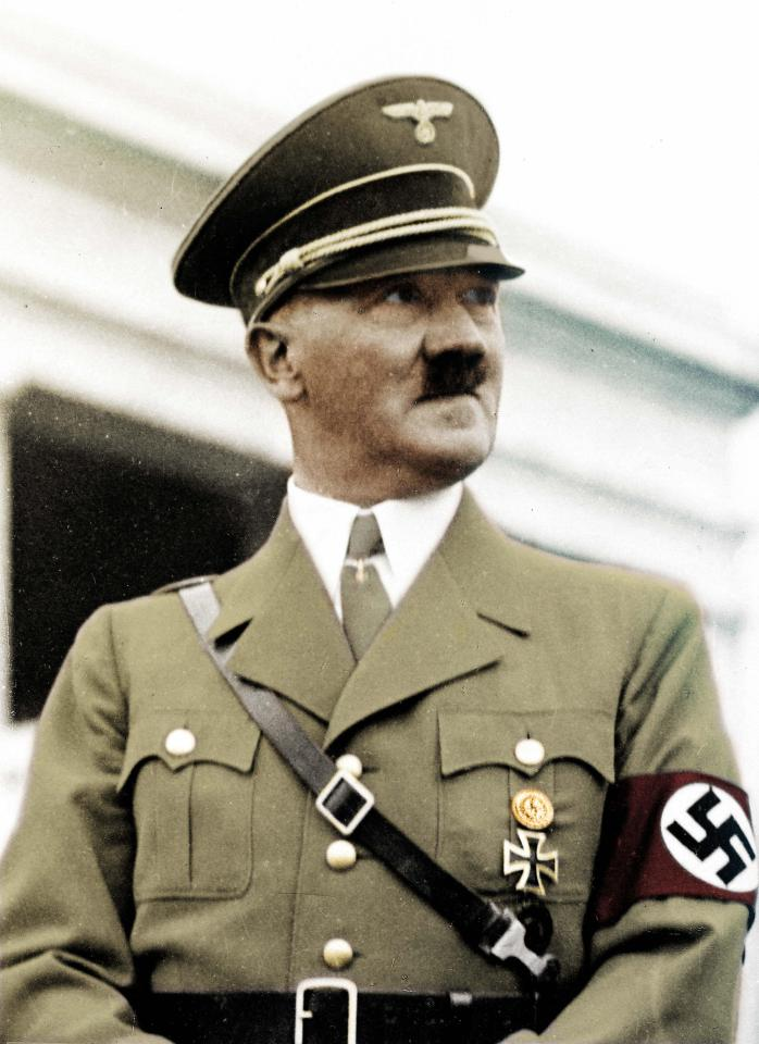 But rumours that Hitler survived and fled to South America continued to abound for decades