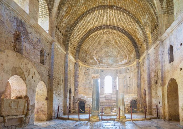 Archaeologists believe they have found the remains of St Nicholas in a Turkish church