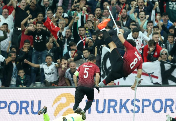 It was party time for Turkey as they defeated England in the amputee football European Championship