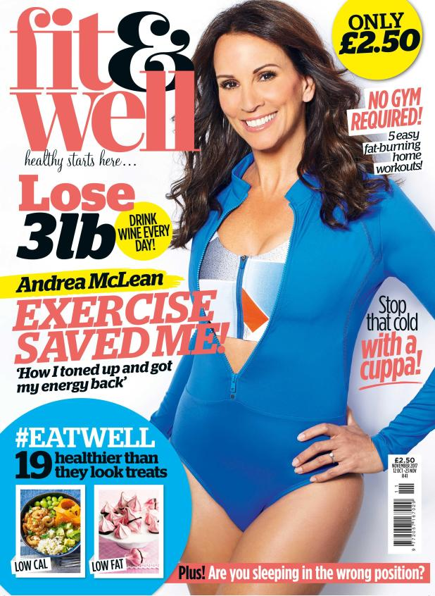 The new issue of Fit & Well magazine is out now