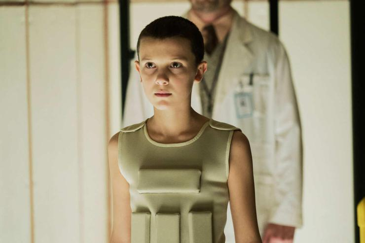 Millie Bobby Brown shot to fame in Stranger Things as Eleven