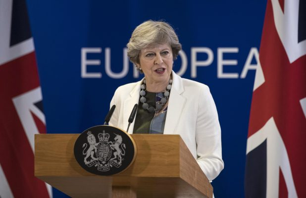 Theresa May is right to pursue a Brexit implementation agreement