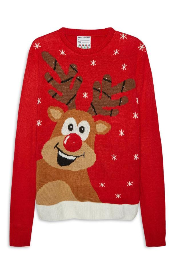 Shops all over the high street and online are starting to stock their Christmas jumper ranges