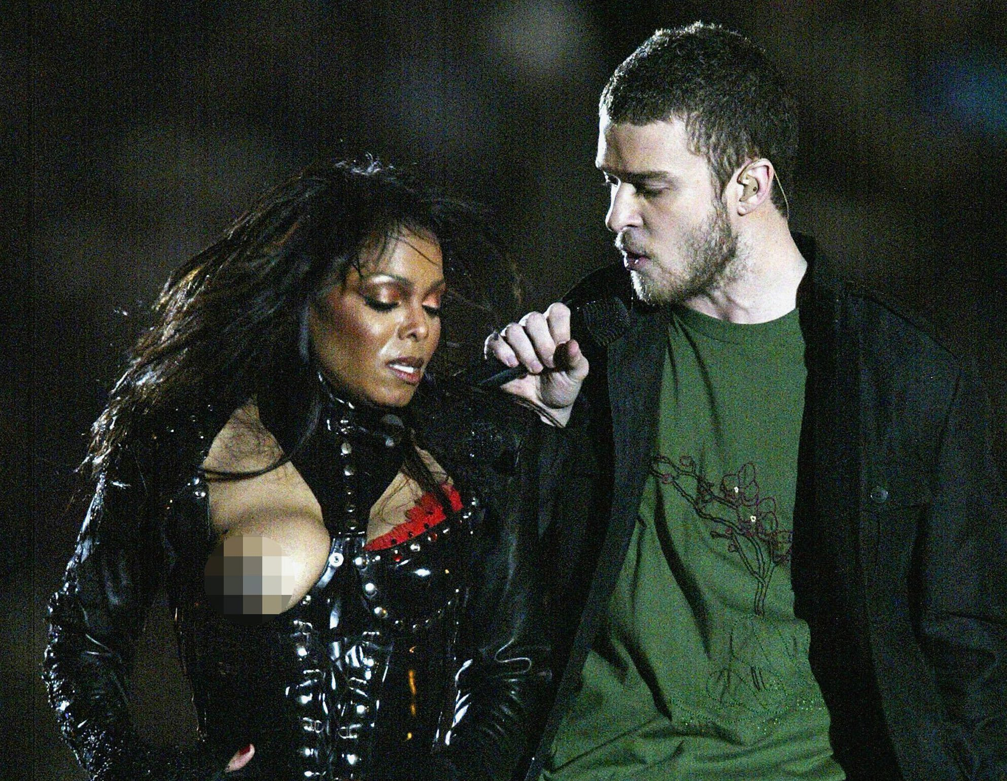Janet Jackson could be back at the Super Bowl despite her 2004 nipplegate controversy