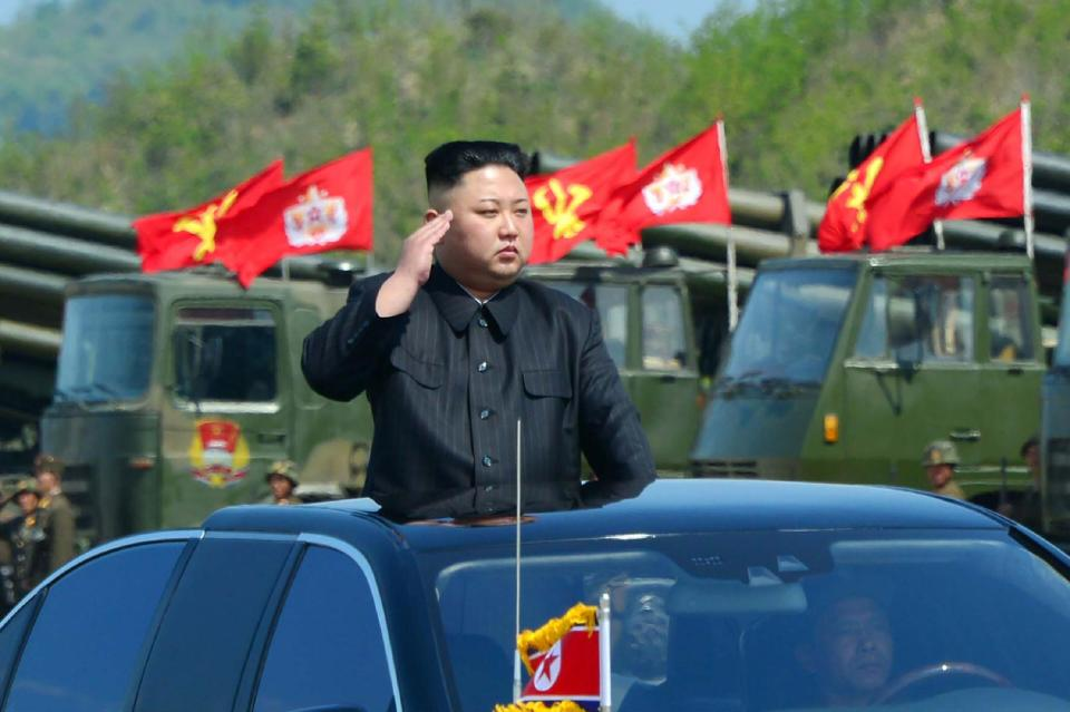 Kim Jong-un's regime is expected to carry out more cyber attacks