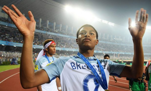 Rhian Brewster and Co could have their world at their feet if they continue the amazing progress shown in lifting the crown in India