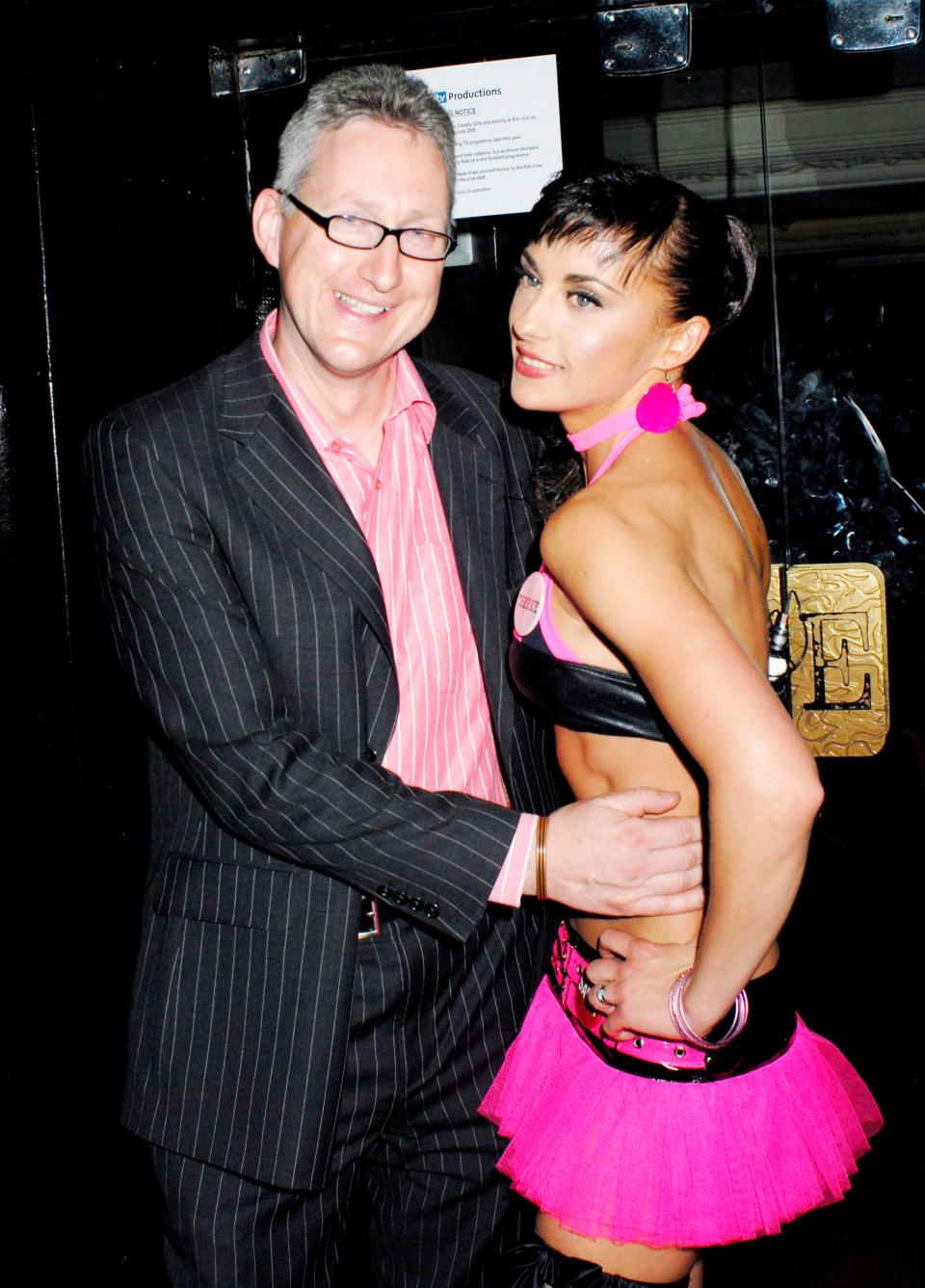 Opik previously dated Gabriela Irimia of The Cheek Girls