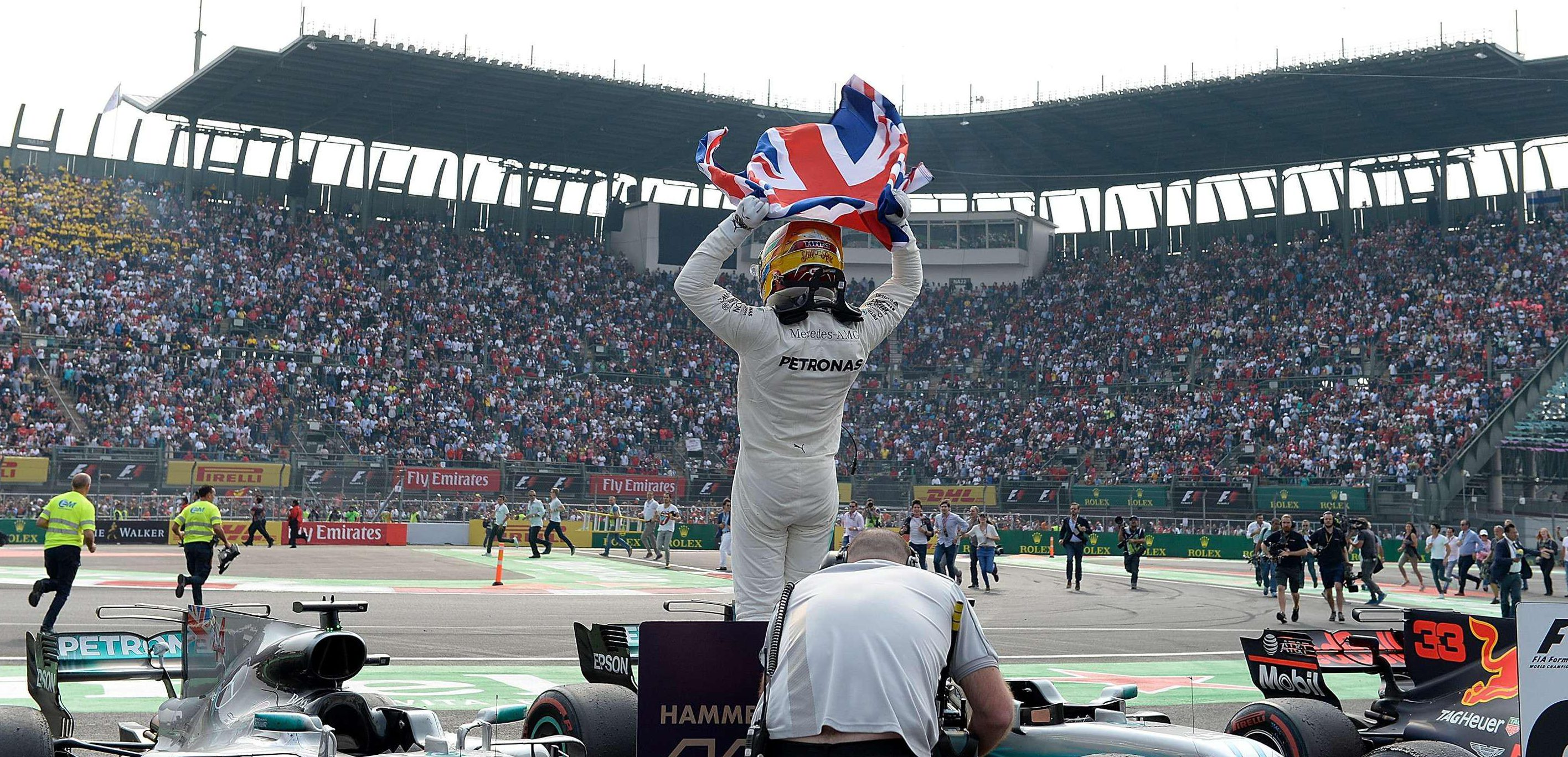 Lewis Hamilton is now the most decorated British Formula One driver ever