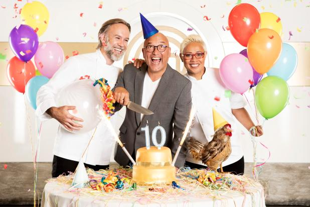 MasterChef: The Professionals is celebrating its 10th birthday