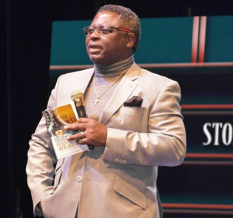 Matthew Ashimolowo spent £120k on a birthday party for himself with church funds