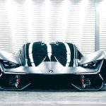 Lamborghini Terzo Millennio Unveiled But The Firm S First Electric Model Won T Go On Sale Until It Sounds Like A Supercar