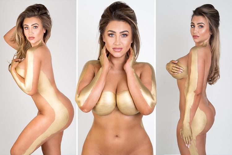 Sorry, that lauren goodger nude