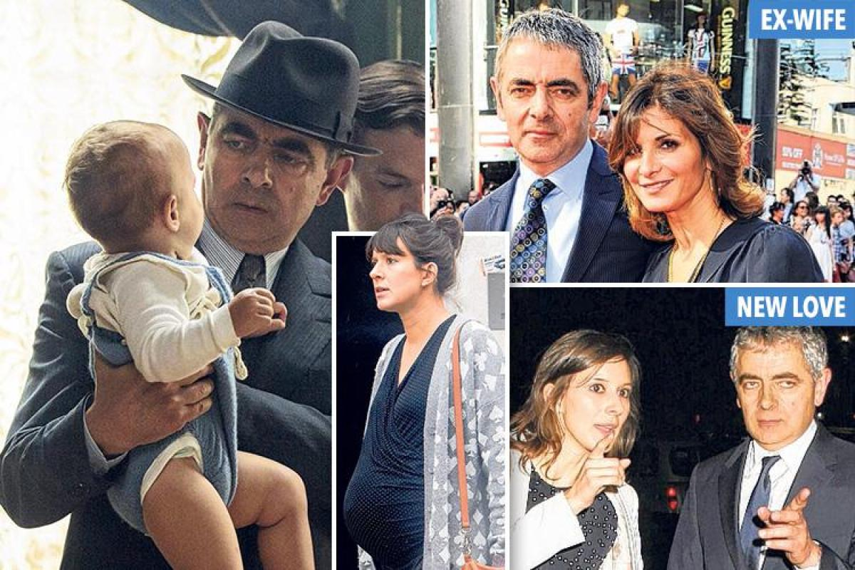df8b2090b Besotted Mr Bean star Rowan Atkinson to become dad again at 62 after years  of divorce and money strife