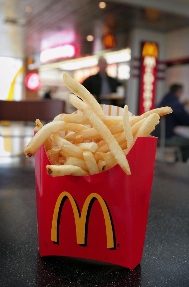 McDonald's chips don't taste as good as they used to, but the new recipe isn't any healthier