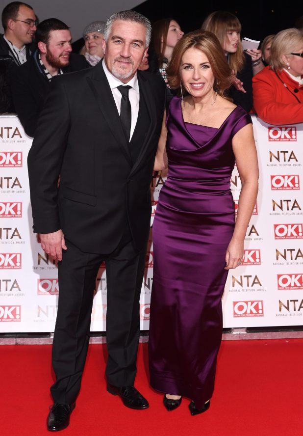 Paul, who has been married to Alexandram pictured, for 15 years, had an affair with his US co-star in 2013