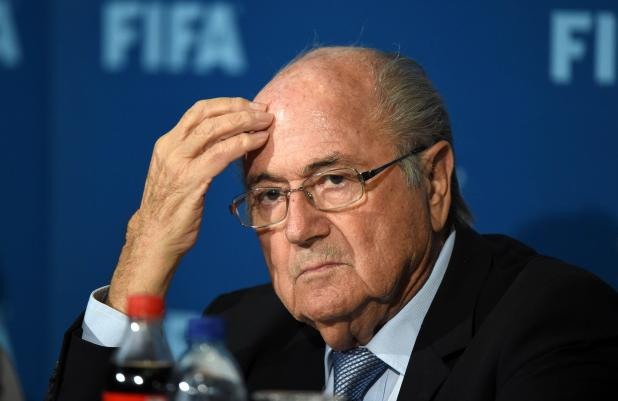 The former Fifa president has denied the claims