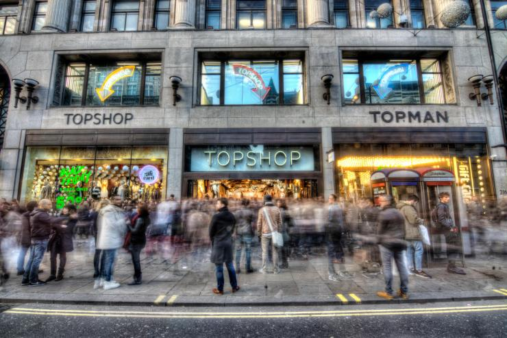 Topshop has appeased to the demands of a minority group