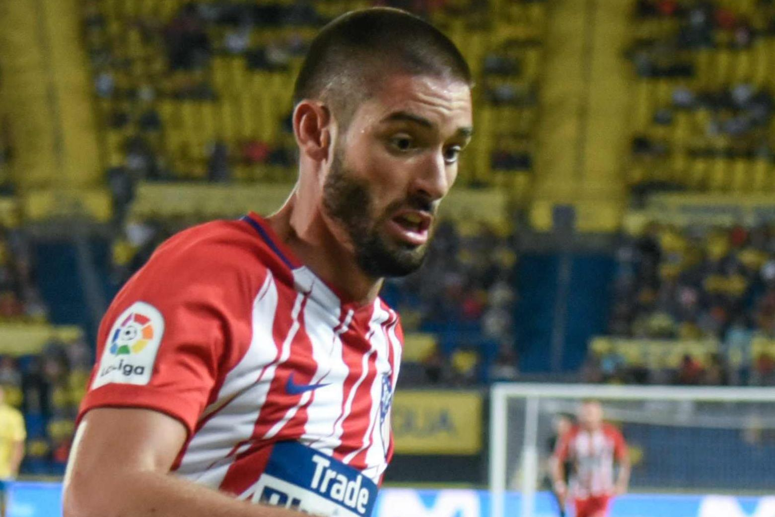 Chelsea tar Yannick Carrasco unhappy at Atletico Madrid for not