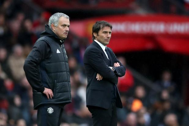 Jose Mourinho has been playing mind games with his rival boss