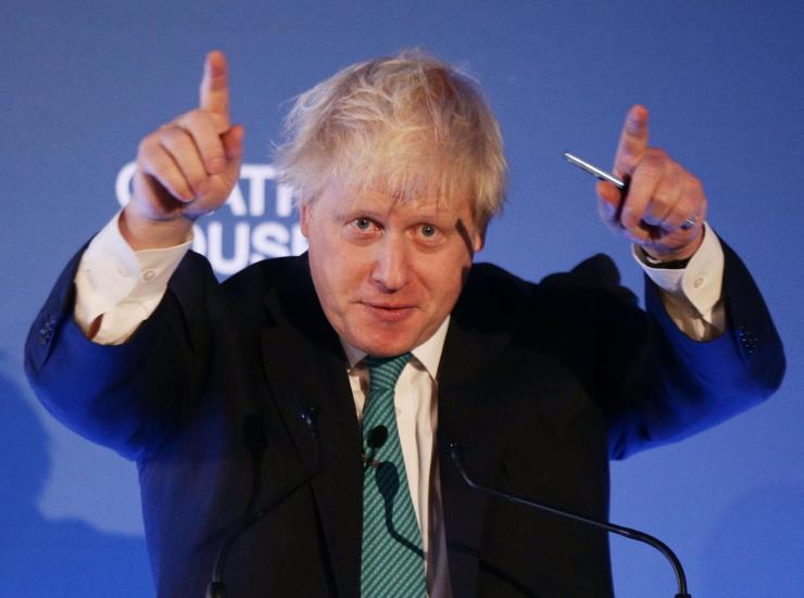 Despite Boris Johnson's gaffes, he is still an asset to the Tory Party