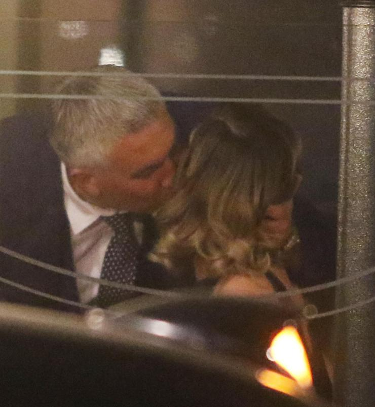 Are Paul Hollywood and Candice Brown embracing for a peck on the cheek or something more passionate?