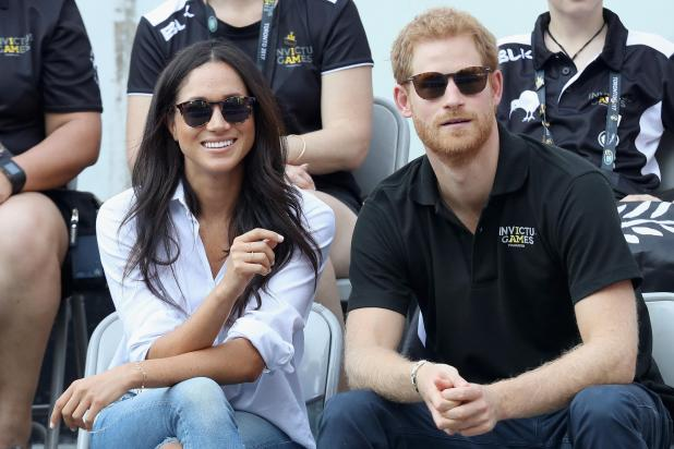 Meghan Markle and Prince Harry have been dating for over a year
