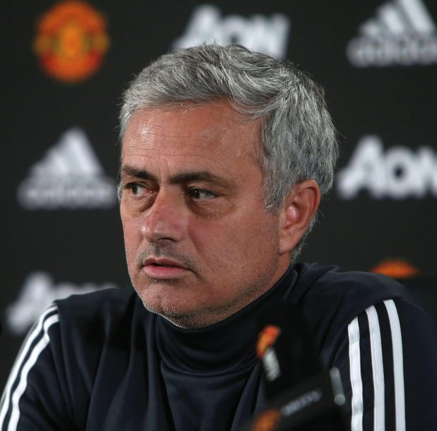 Jose Mourinho was upbeat over the injuries of his star players ahead of the international break