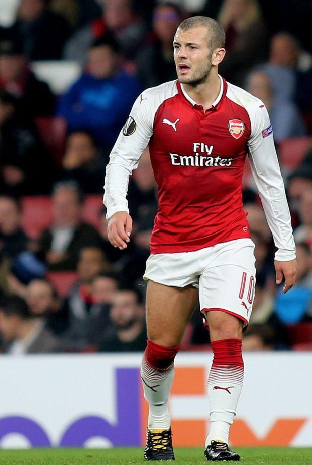 Real Betis will go back in for Jack Wilshere in January