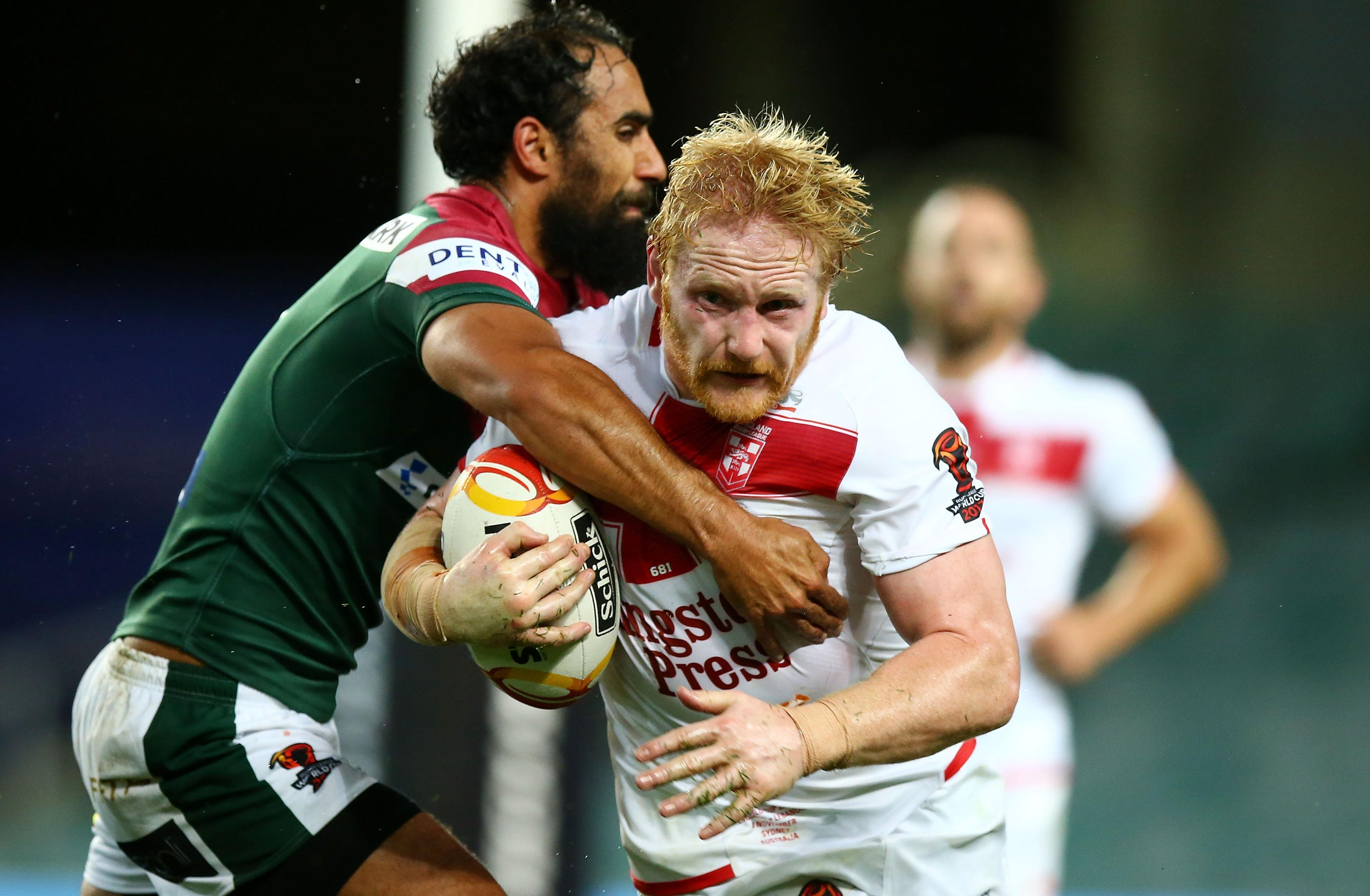 James Graham is one of the most passionate voices in Australia for England's Test against New Zealand in Denver