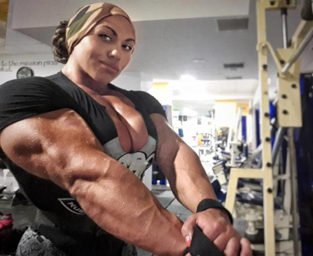 Natalia Kuznetsova retired after bagging a number of powerlifting titles