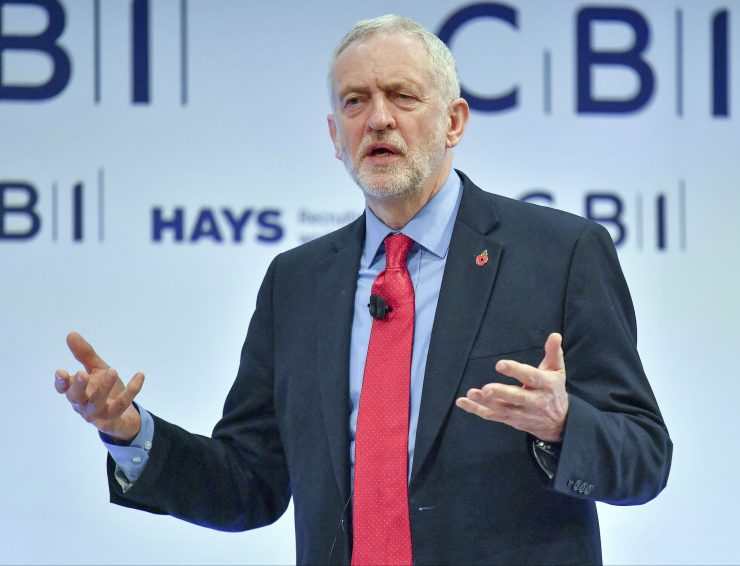It seems only the fear of handing Jeremy Corbyn power is keeping Theresa May in Downing Street