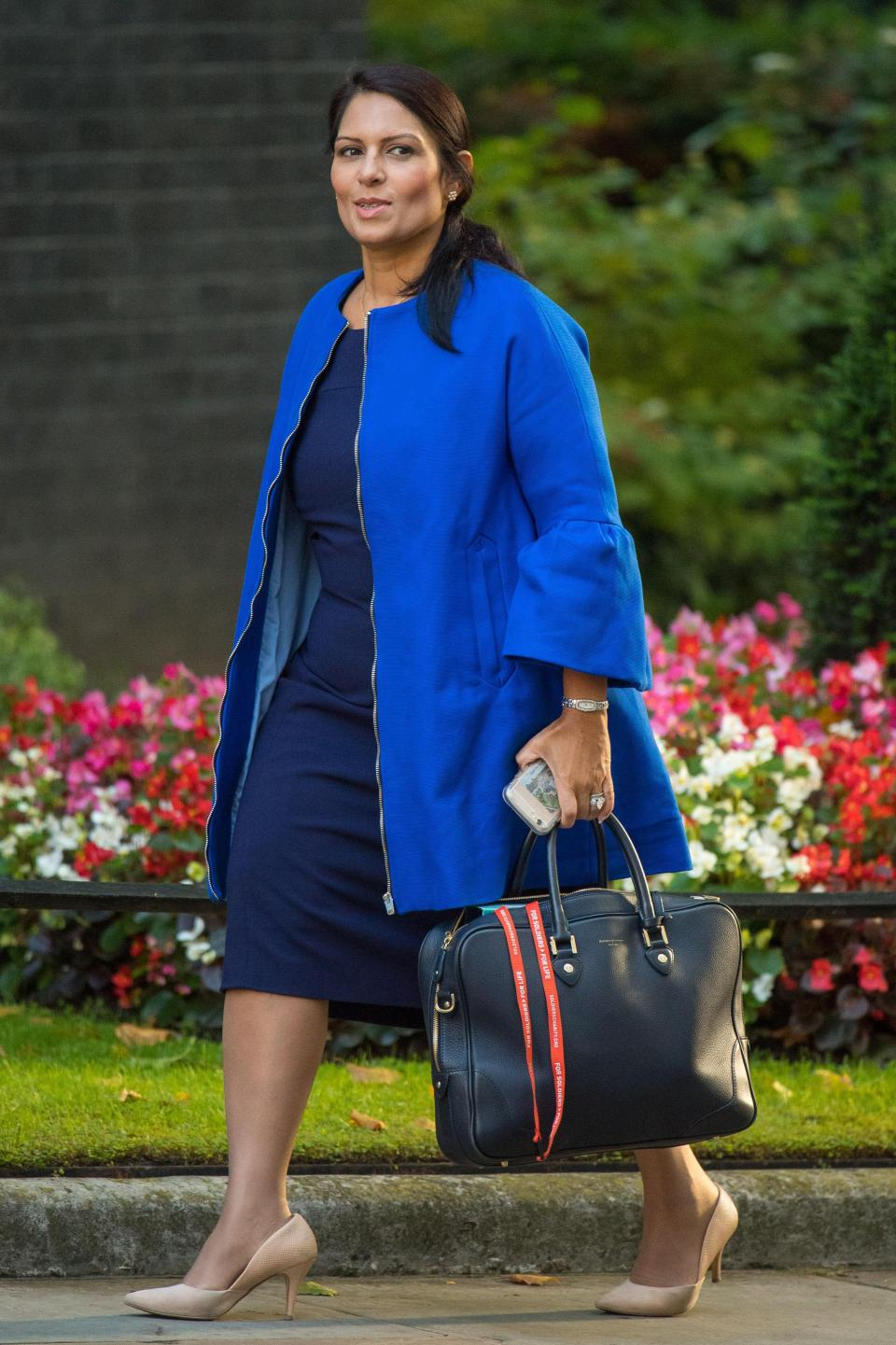 Downing Street urges Priti Patel to come clean about any more secret meetings with foreign politicians