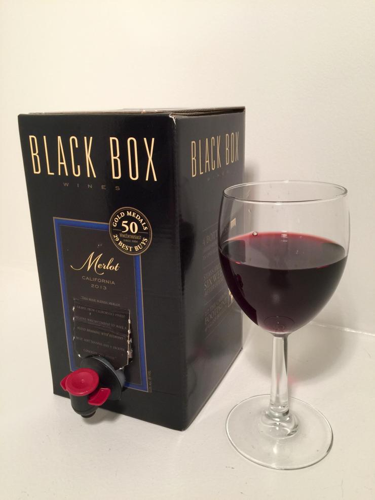 Boxed wine is making a comeback