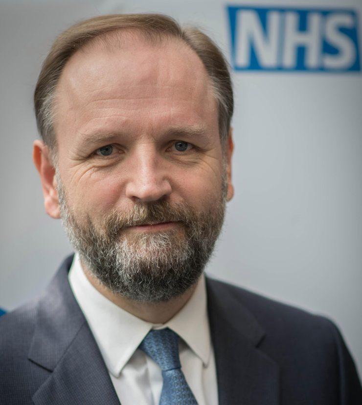 NHS chief Simon Stevens shouldn't take sides