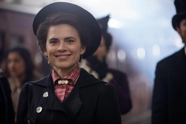 Hayley will star in new BBC show, Howards End