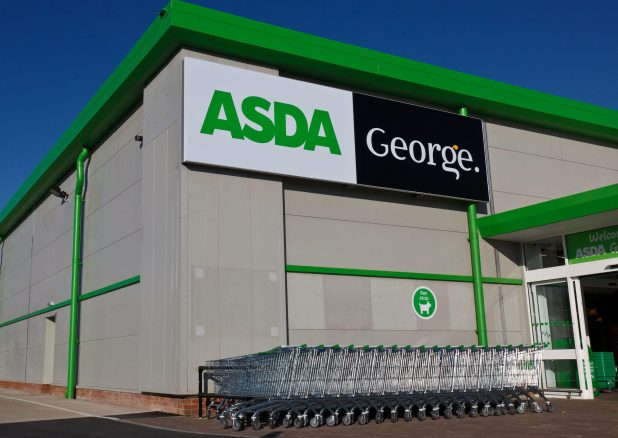 Have you ever wondered with the clothing range at Asda is called George?