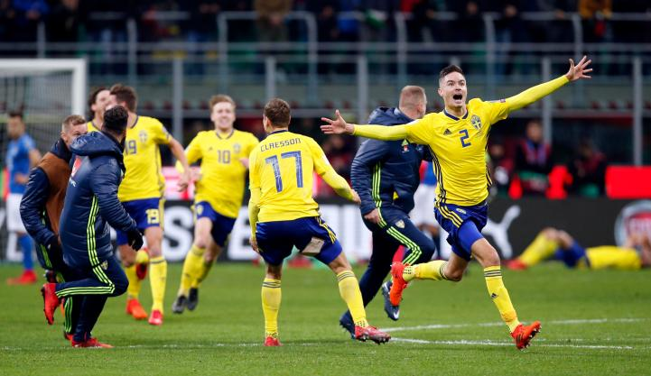Image result for italy sweden 0^0