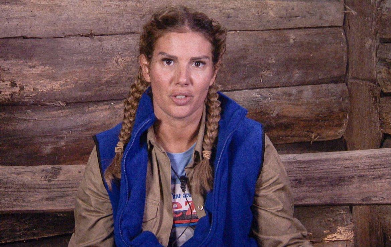 Image result for rebekah vardy im a celeb