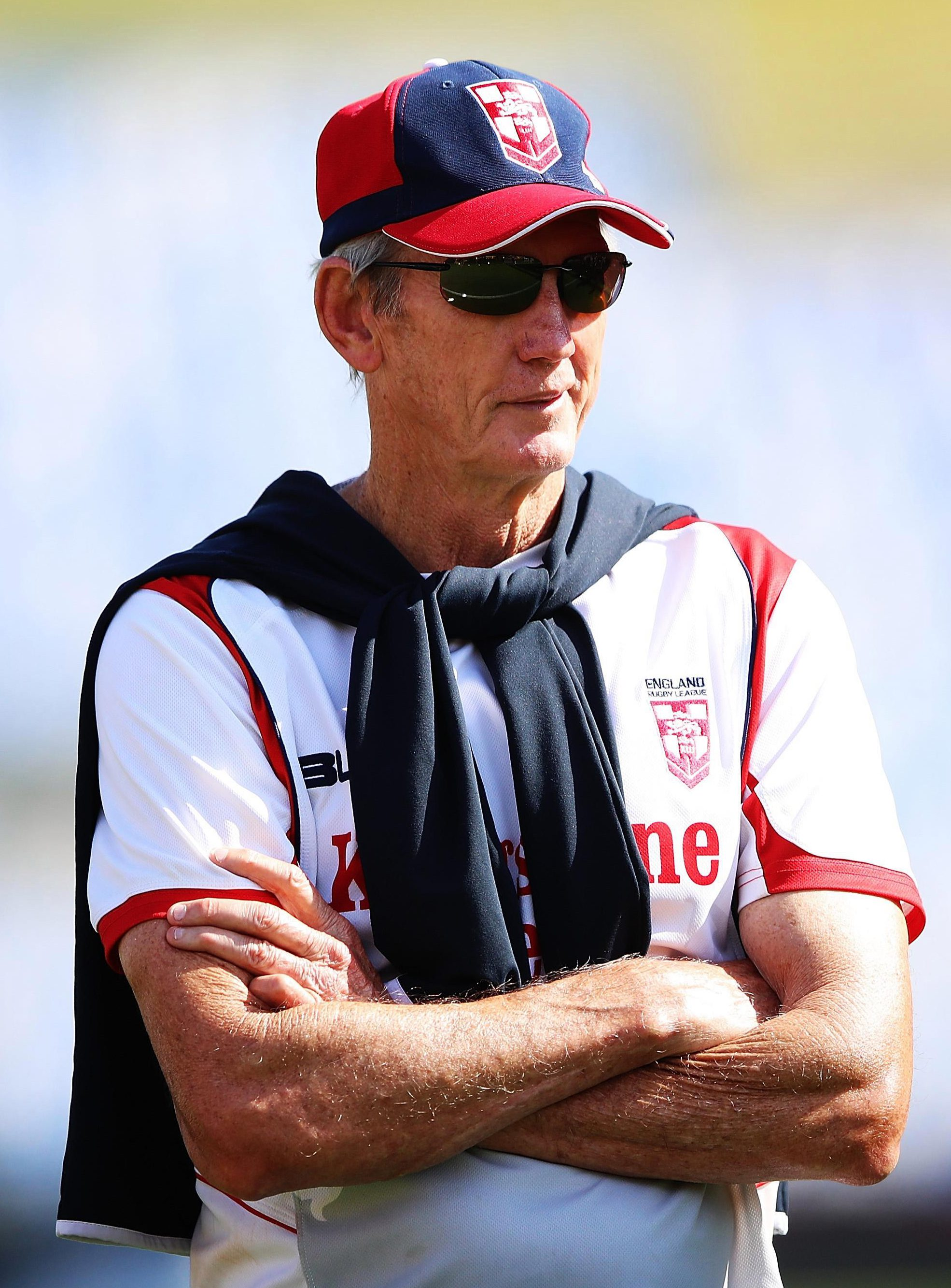 Wayne Bennett admits the number of absentees from England's World Cup squad last year means he is starting again