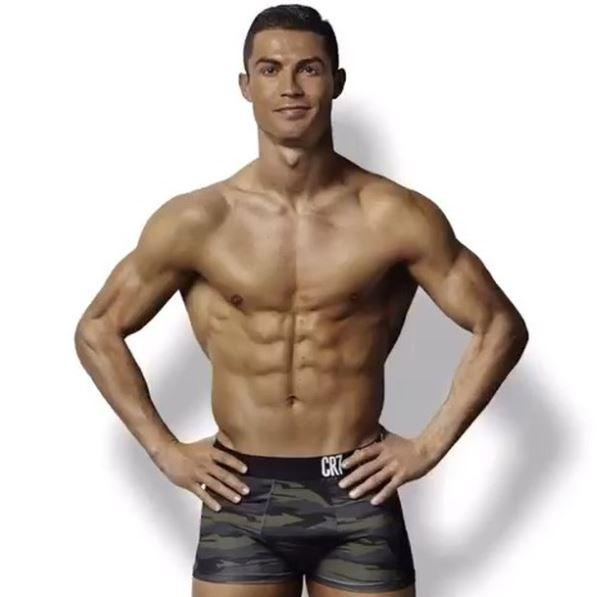 Ronaldo has been donating blood since he was 24