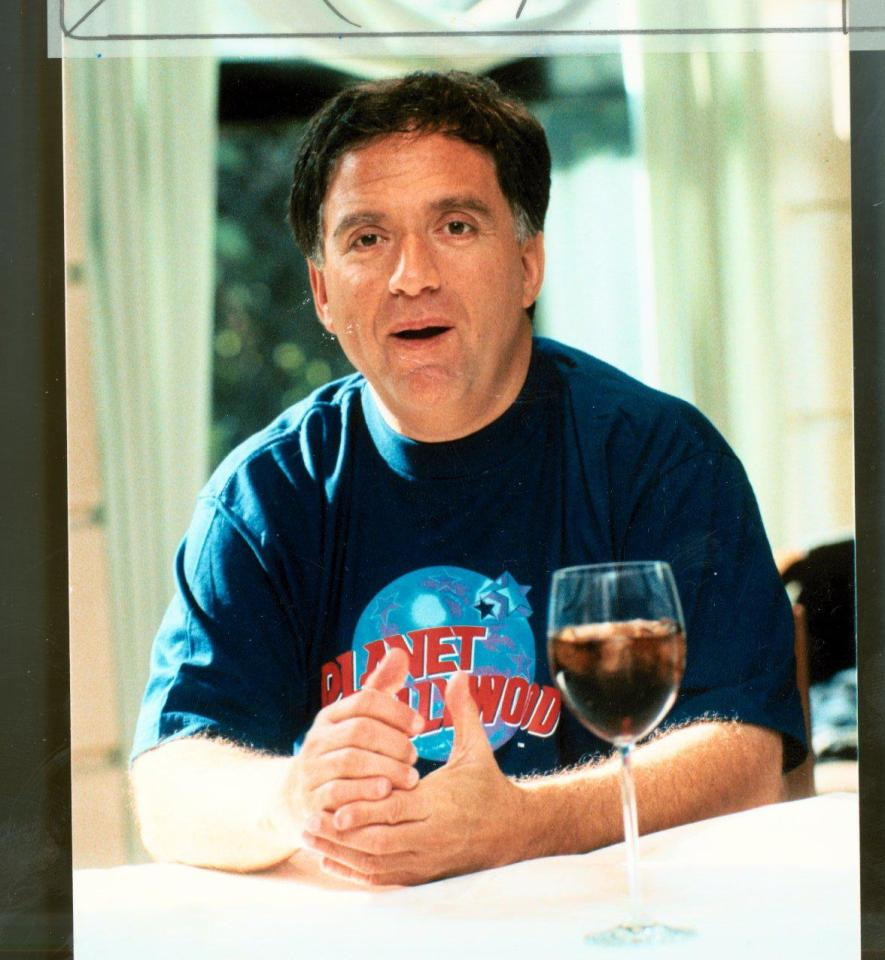Joe Lewis gave Planet Hollywood and Hard Rock boss Robert Earl his first job