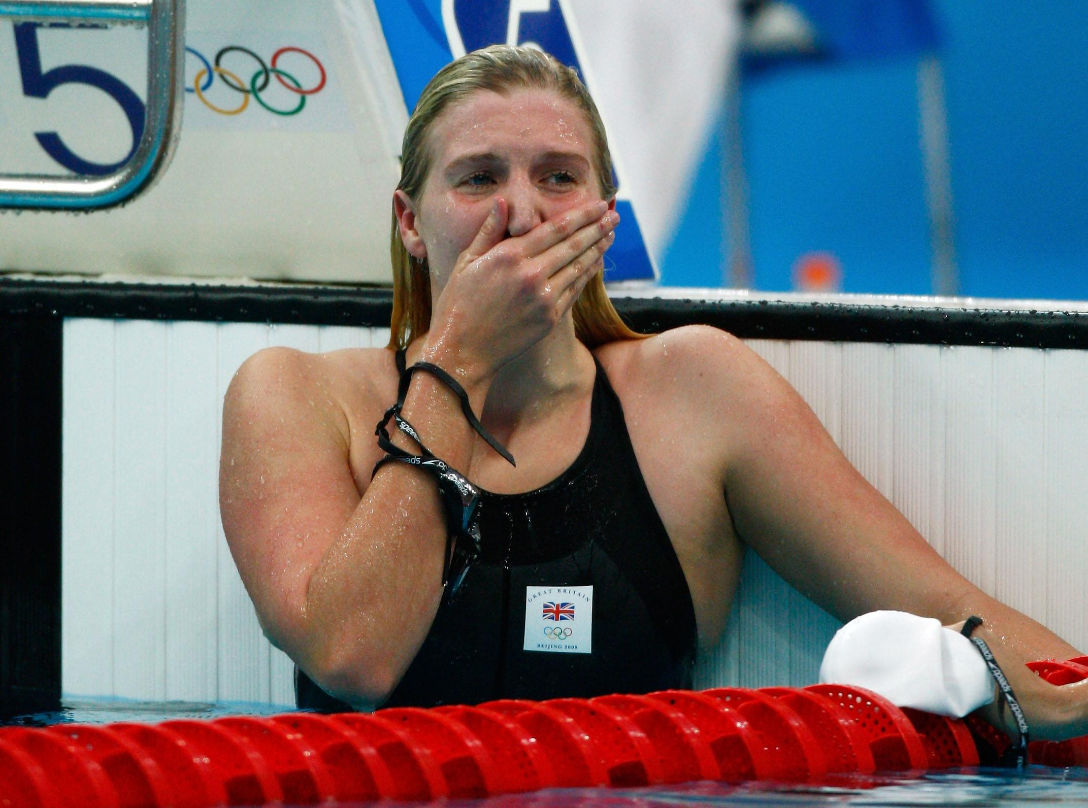 Former GB and England swimmer is part of the BBC team for the Commonwealth Games