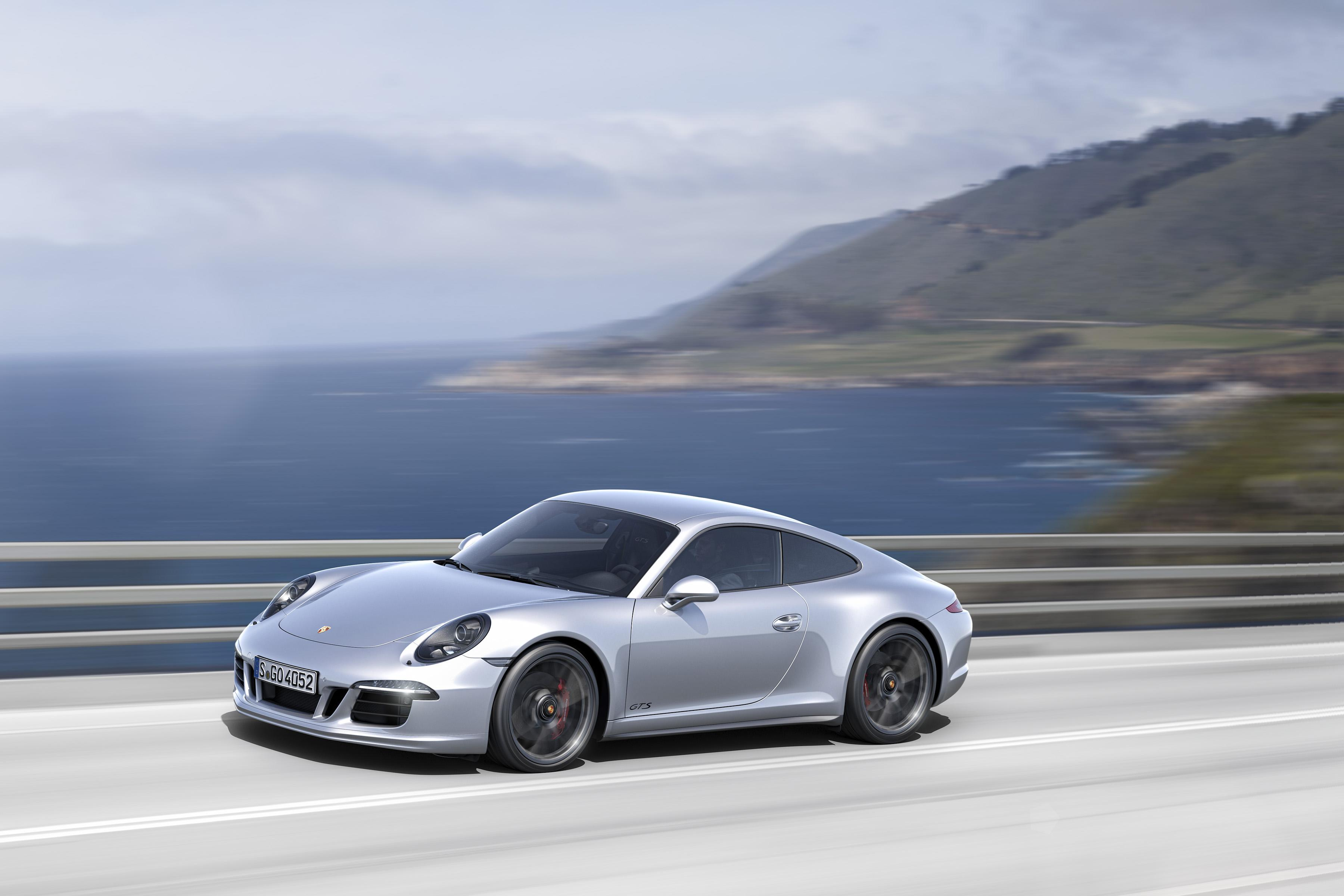 The Driveru0027s Choice In The Cool Cars List, The Porsche 911 Is An Icon Of