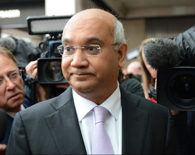 Sleaze investigation into Keith Vaz rent boy scandal is suspended because  MP is ill
