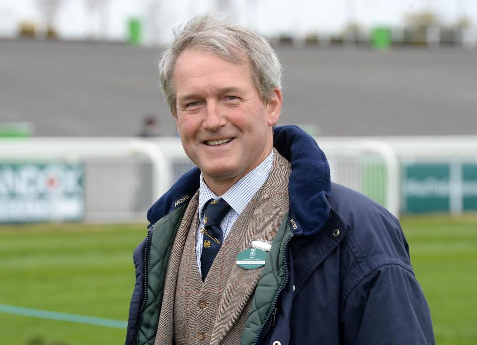 Owen Paterson is the former Environment Secretary