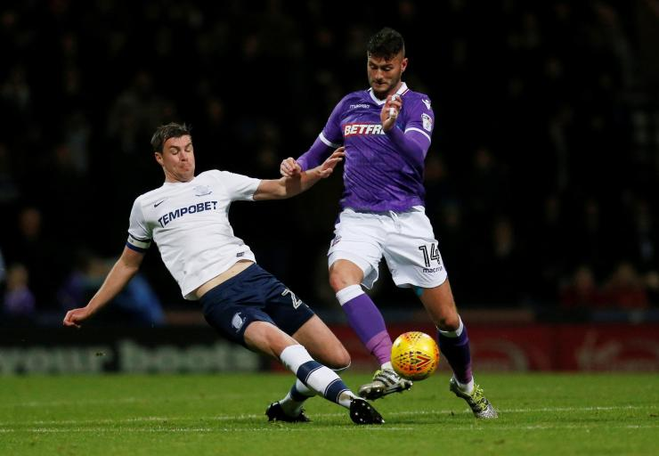 Bolton striker Gary Madine is being tracked by Sunderland