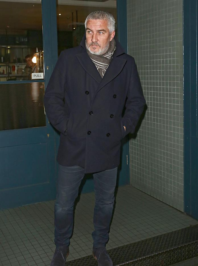 Just hours before, yesterday evening, was seen looking decidedly down in the dumps at his own book launch last night